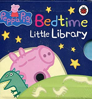 Buy Peppa Pig Little Library Book Online At Low Prices In India