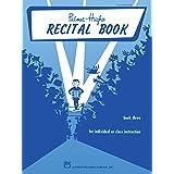 Palmer-Hughes Accordion Course Recital Book, Bk 3: For Individual or Class Instruction (Palmer-Hughes Accordion Course, Bk 3)