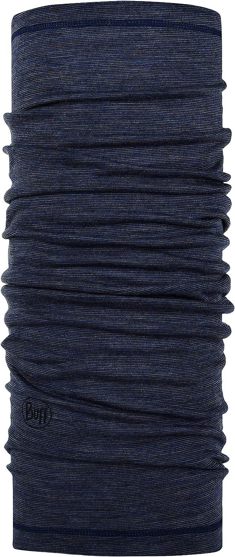 Buff Mens Multi Stripes Lightweight Merino Wool