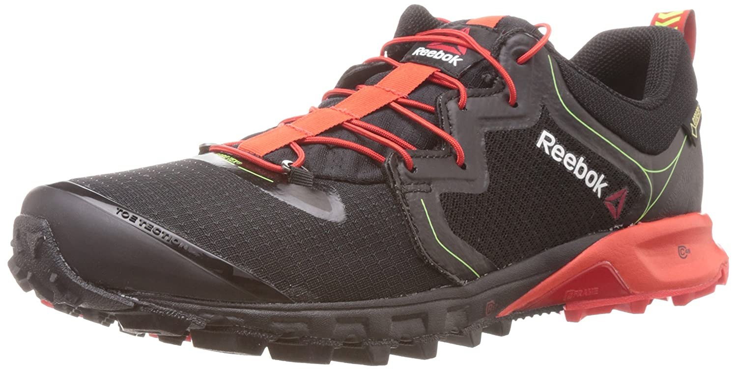 d71c9d146d69 Reebok Men s Walking Shoes Black Size  10  Amazon.co.uk  Shoes   Bags