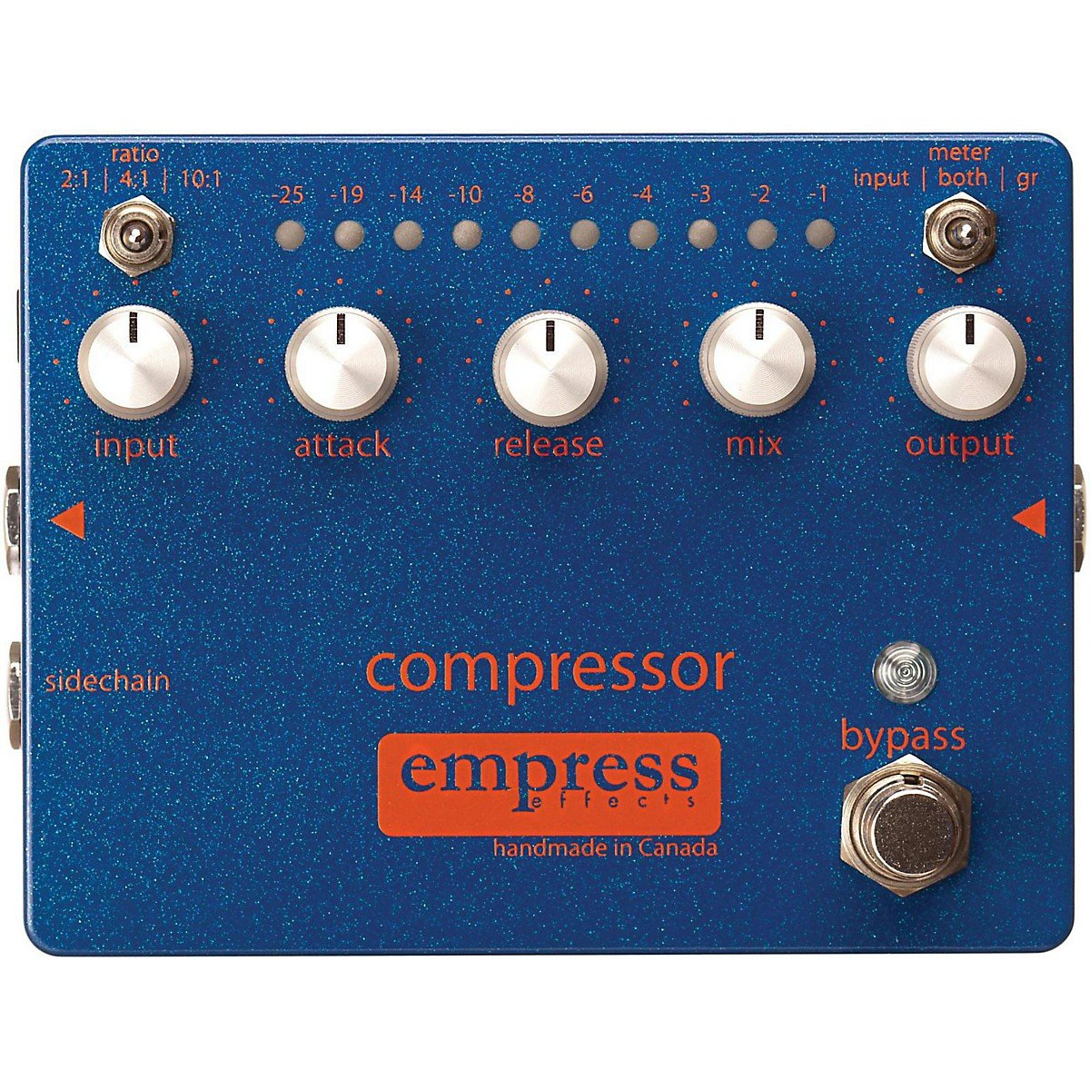 Empress Effects Compressor Analog