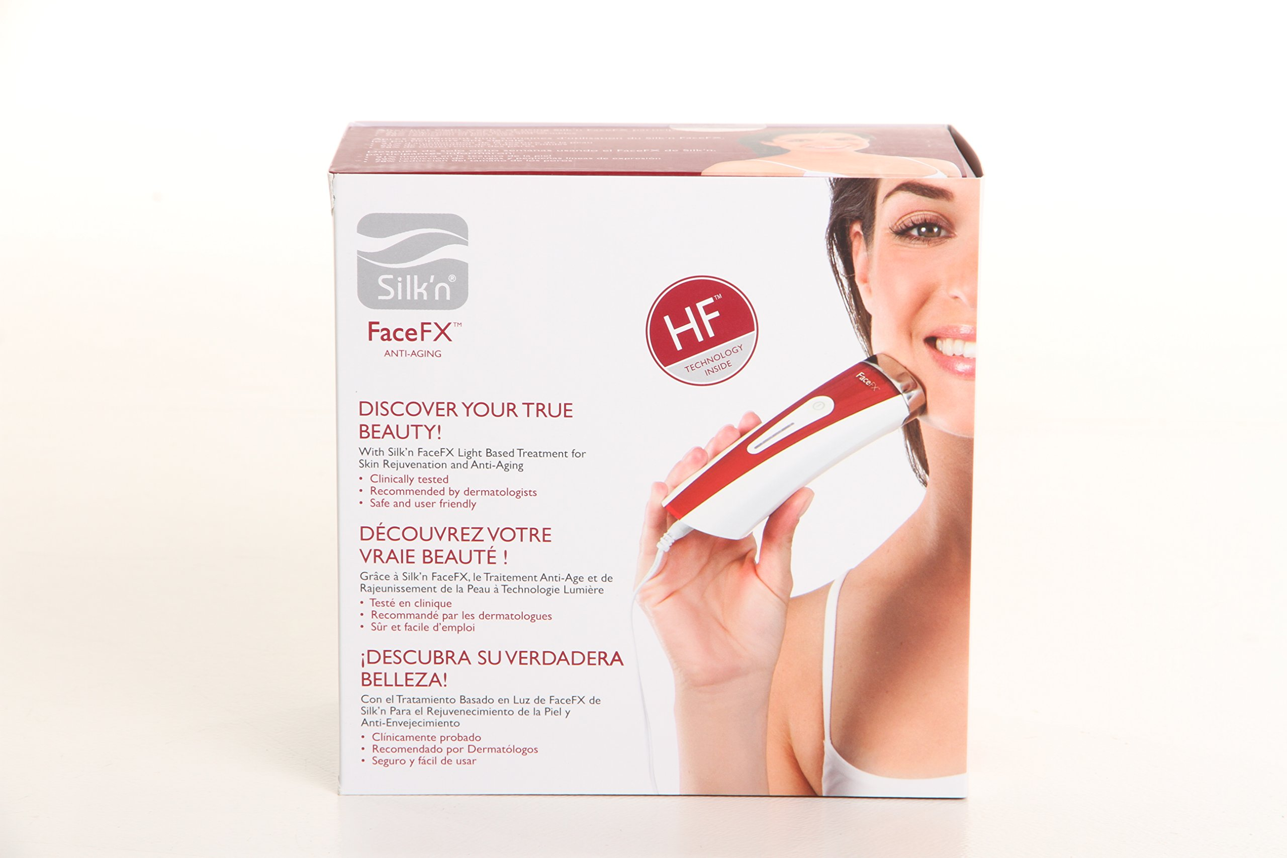 Silk'n FaceFX Anti-Aging Device with Free Serum by Silk'n (Image #7)