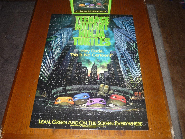amazon com teenage mutant ninja turtles puzzle vintage 19x27