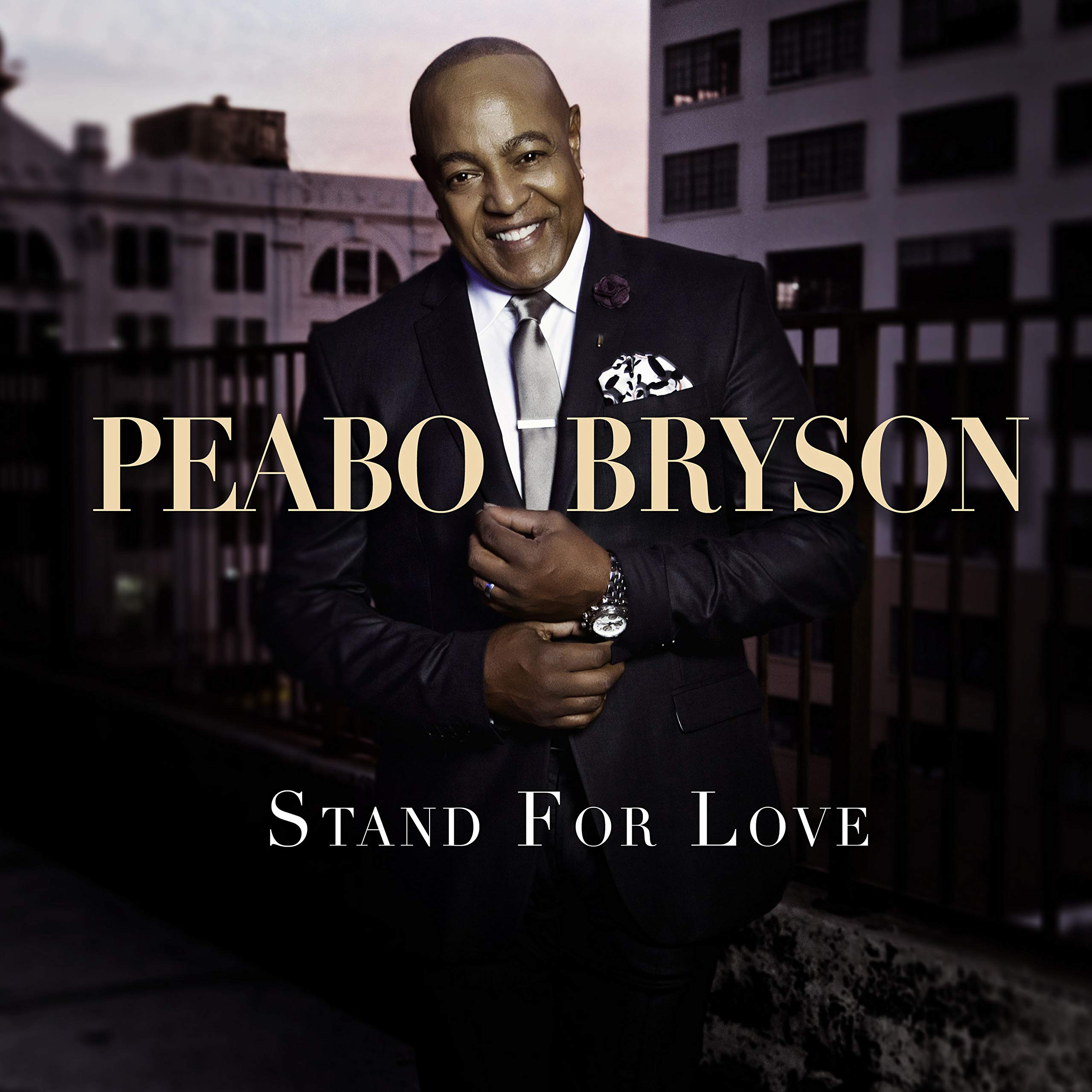 CD : Peabo Bryson - Stand For Love (wm) (Deluxe Edition)