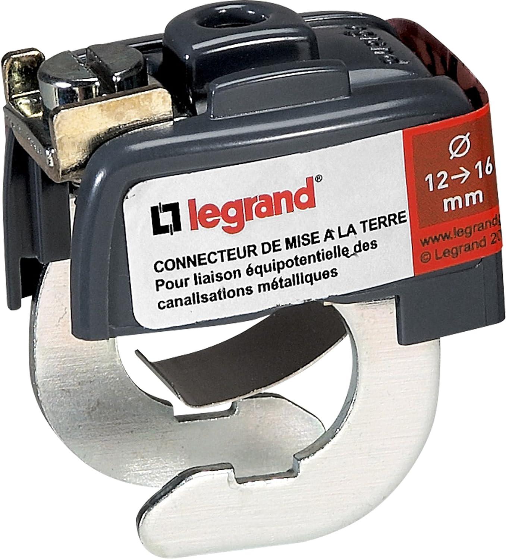 Legrand Leg98446 Connecteur De Mise La Terre Diam Tre 12 16 Mm