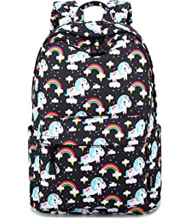 c5b707f7f9 Abshoo Cute Lightweight Unicorn Backpacks Girls School Bags Kids Bookbags