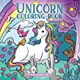 Unicorn Coloring Book: For Kids Ages 4-8 (4)