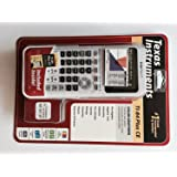 TEXAS INSTRUMENTS TI-84 PLUS CE SILVER EDITION DUMMIES INCLUDED WHITE