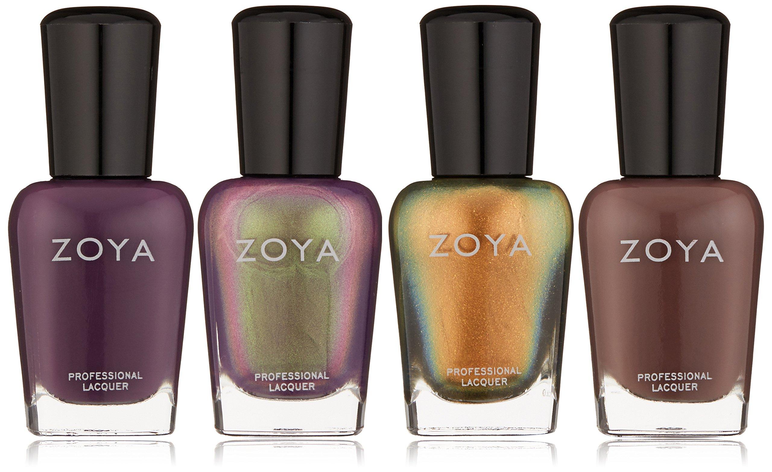 ZOYA Nail Polish, Quad: Tis The Season by ZOYA