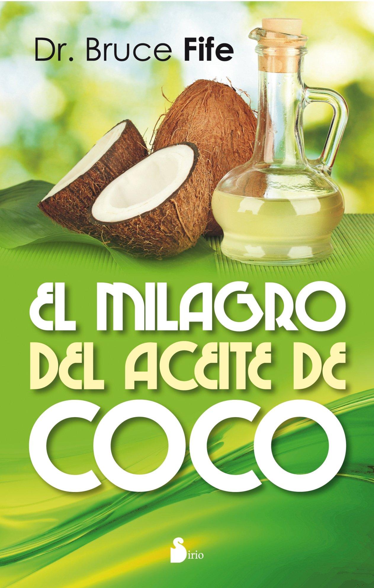 milagro del aceite coco Spanish product image