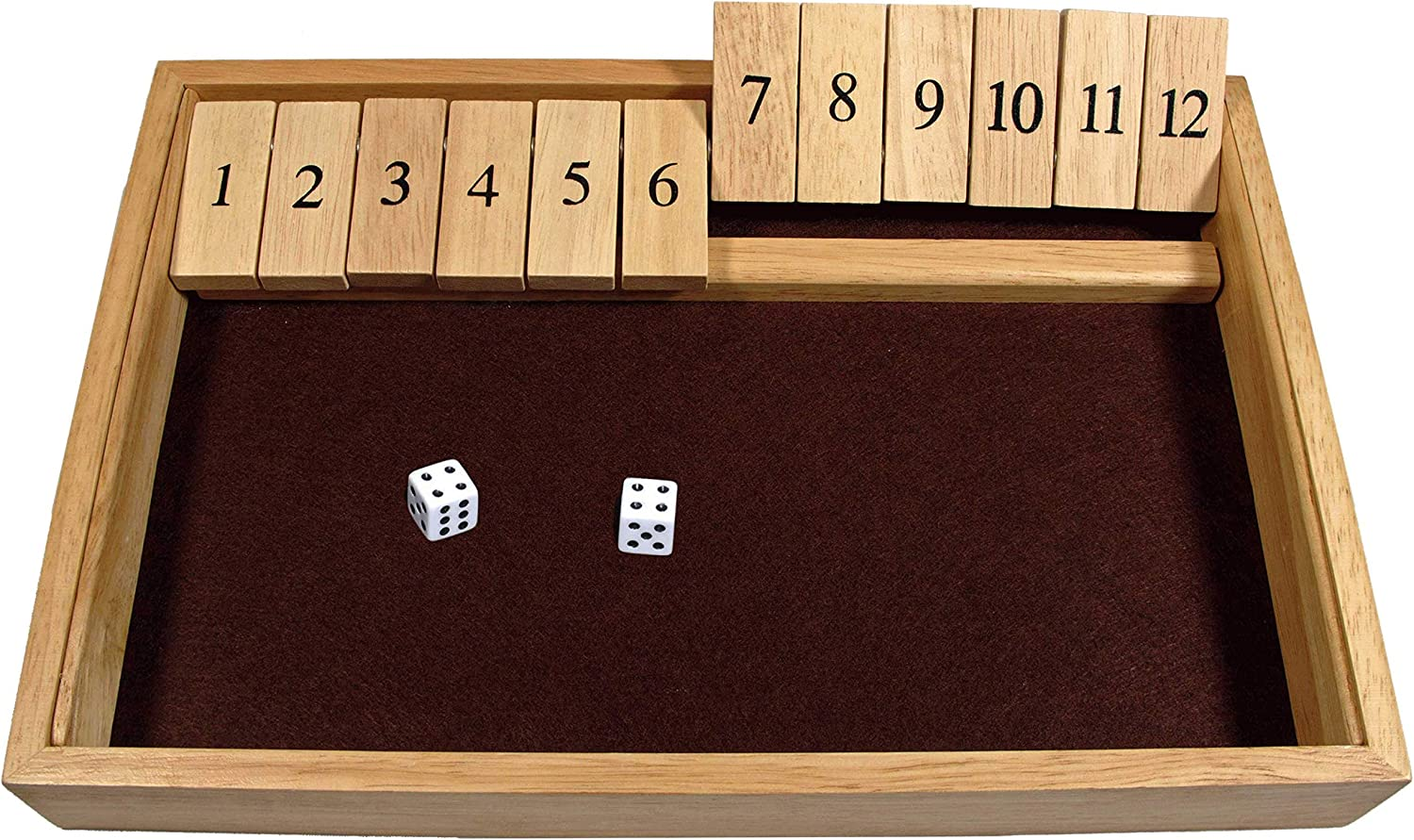 Shut the box game betting cash out betting websites in kenya