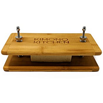 Kimono Kitchen Bamboo Tofu Press
