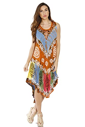 Riviera Sun Summer Dresses / Swimsuit Cover Up