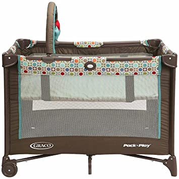 5668c14850b9 Image Unavailable. Image not available for. Color  Graco Pack  n Play On  the Go Playard ...