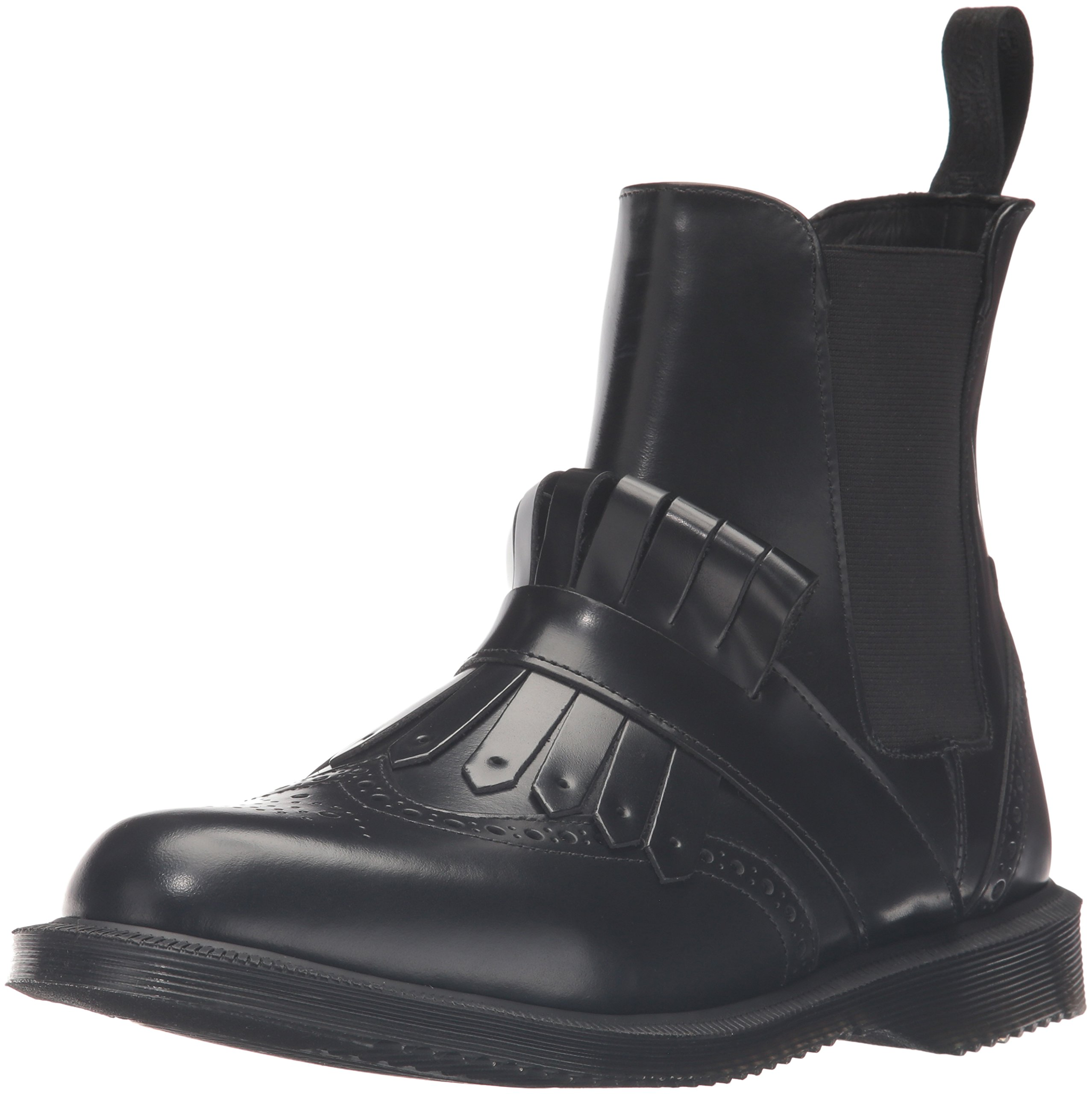 Dr. Martens Women's Tina Chukka Boot, Black, 5 UK/7 M US by Dr. Martens