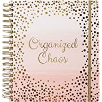 2020 Organized Chaos, 12 Month Daily Planners/Calendars: Tri-Coastal Design Planners with Monthly, Weekly and Daily Views - Personal Planner Notebook for Work or Home