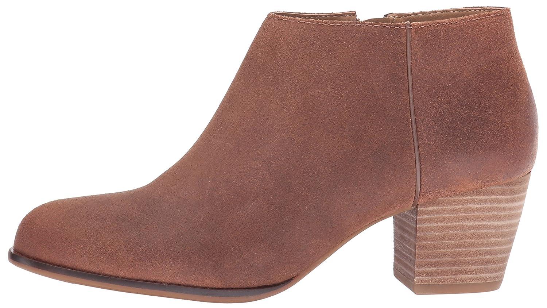Lucky Brand Women's Tamarindd Ankle Bootie B01IR92YYK 7 B(M) US|Toffee