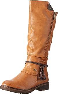 Rieker Women's 95678 Long Boots Brown (Cayenne23) 5 UK