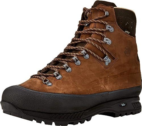 alaska GTX Men tamaño 11-46 negro Hanwag zapatos de montaña