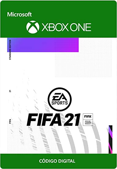 FIFA 21 Standard | Xbox One - Código de descarga: Amazon.es ...