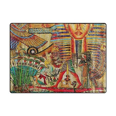Amazon.com: ingbags Super Suave Arte Moderno clásico Egipto ...