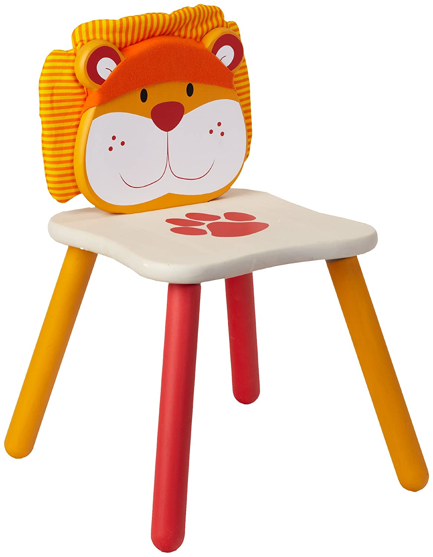 Wonderworld Wooden Children's Lion Chair WW-5005