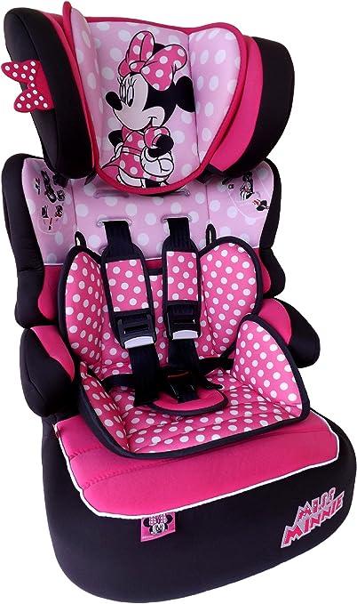 Miss Minnie Dots Disney Beline LX Seggiolino Auto Seggiolino