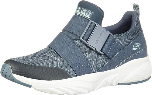 Egomanía sitio corazón  Skechers 13017SLT230 Zapatillas de deporte para Mujer, Azul, 23 MX / 6 M  US: Amazon.com.mx: Ropa, Zapatos y Accesorios