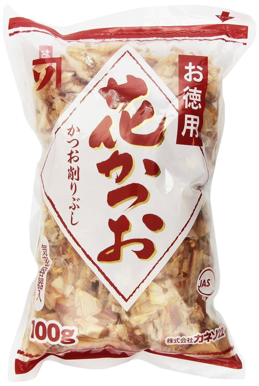 Kaneso Tokuyou Hanakatsuo , Dried Bonito Flakes 3.52 Ounce (3 Bags) by Kaneso (Image #2)