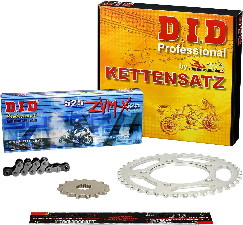 Kettensatz Cbr 600 Rr 2007 2013 Pc40 Did X Ring Super Verstärkt Auto