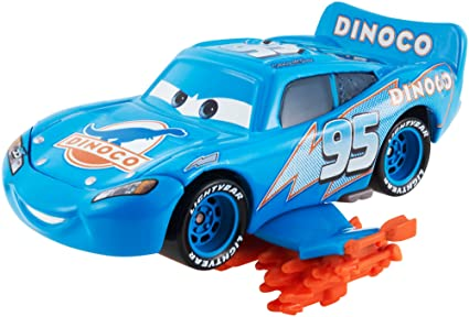 amazon com disney pixar cars lightning storm lightning mcqueen