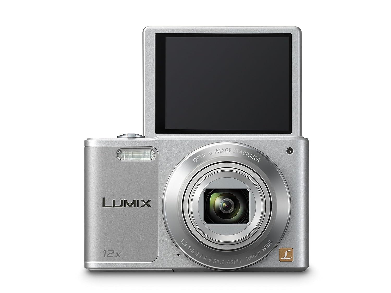 Panasonic LUMIX DMC-SZ10EG-S Style-Kompakt: Amazon.de: Kamera