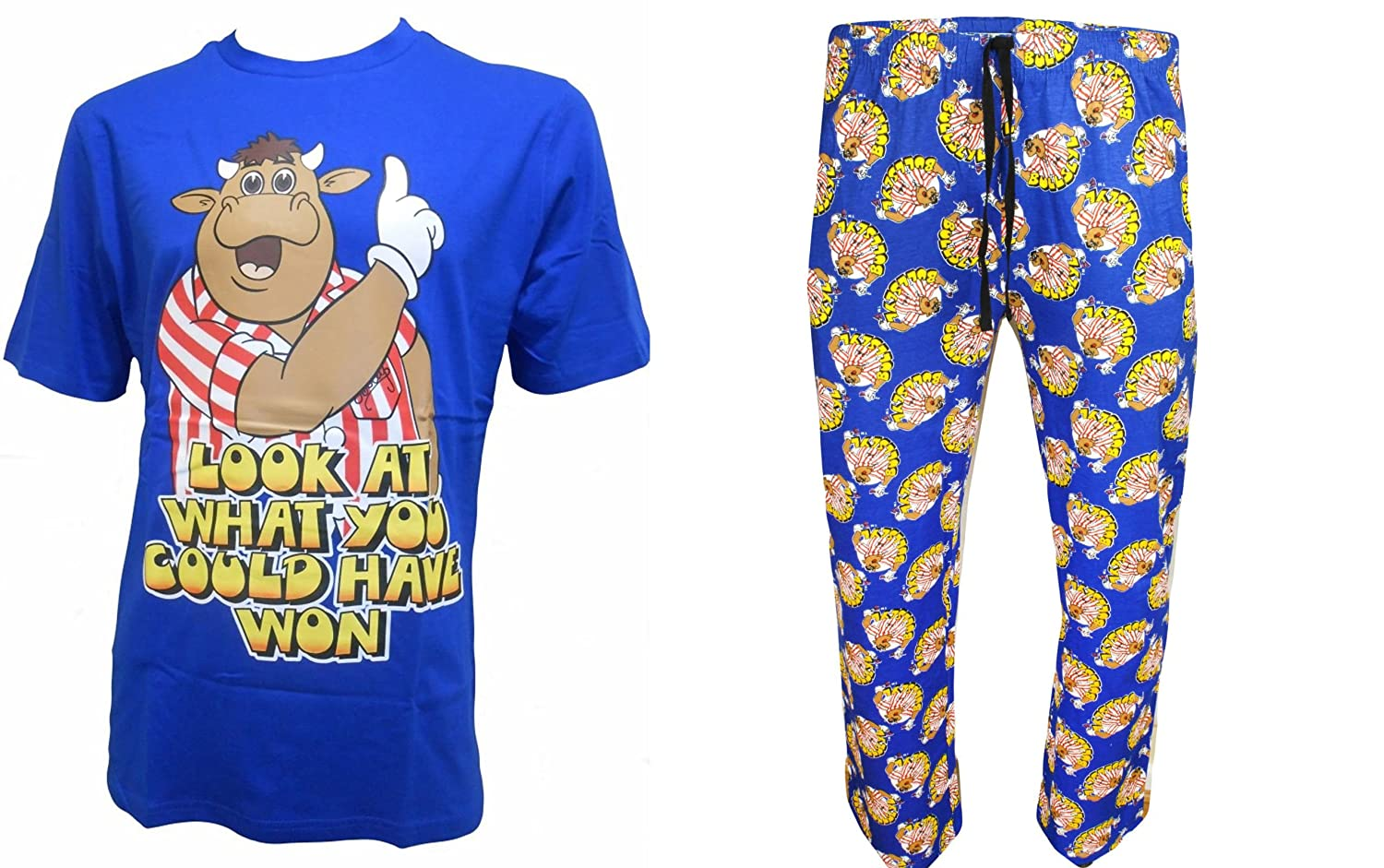 Bullseye TV Show Darts Bully Official Pyjama Set