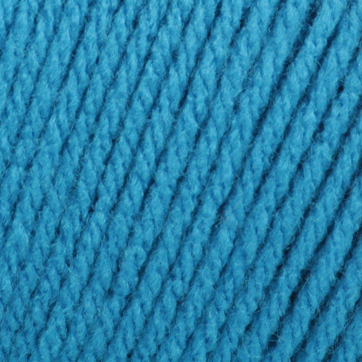 Bernat 16405353201 Super Value Yarn Aqua Pack 1 Single Ball
