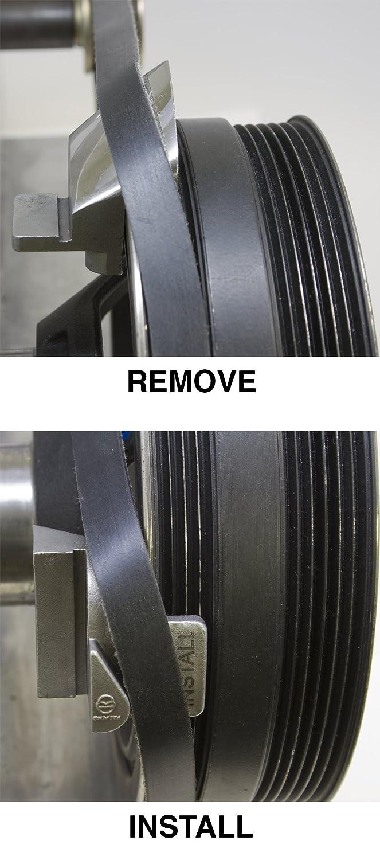 Lisle 59370 Stretch Belt Remover//Installer