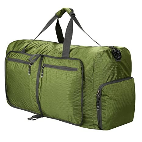 d852251996 Image Unavailable. Image not available for. Color  80L Foldable Duffle Bag