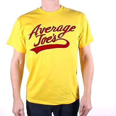 as Seen in Balón Prisionero Camiseta - Average Joes Logo Amarillo ...