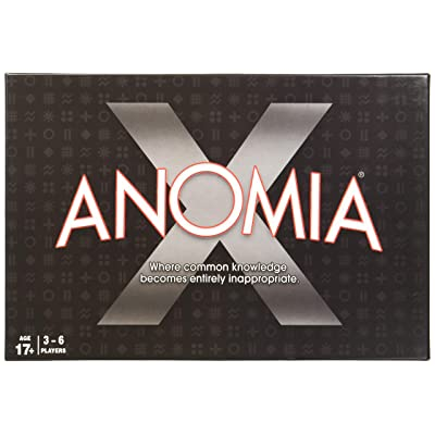 Anomia X Card Game: Toys & Games