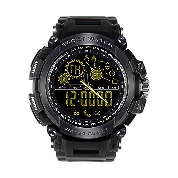 Bluetooth SmartWatch IP68 Impermeable Reloj Fitness Actividad ...