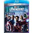 THE AVENGERS 4-MOVIE COLLECTION [Blu-ray] (Bilingual)