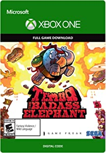 Tembo the Badass Elephant - Xbox One Digital Code