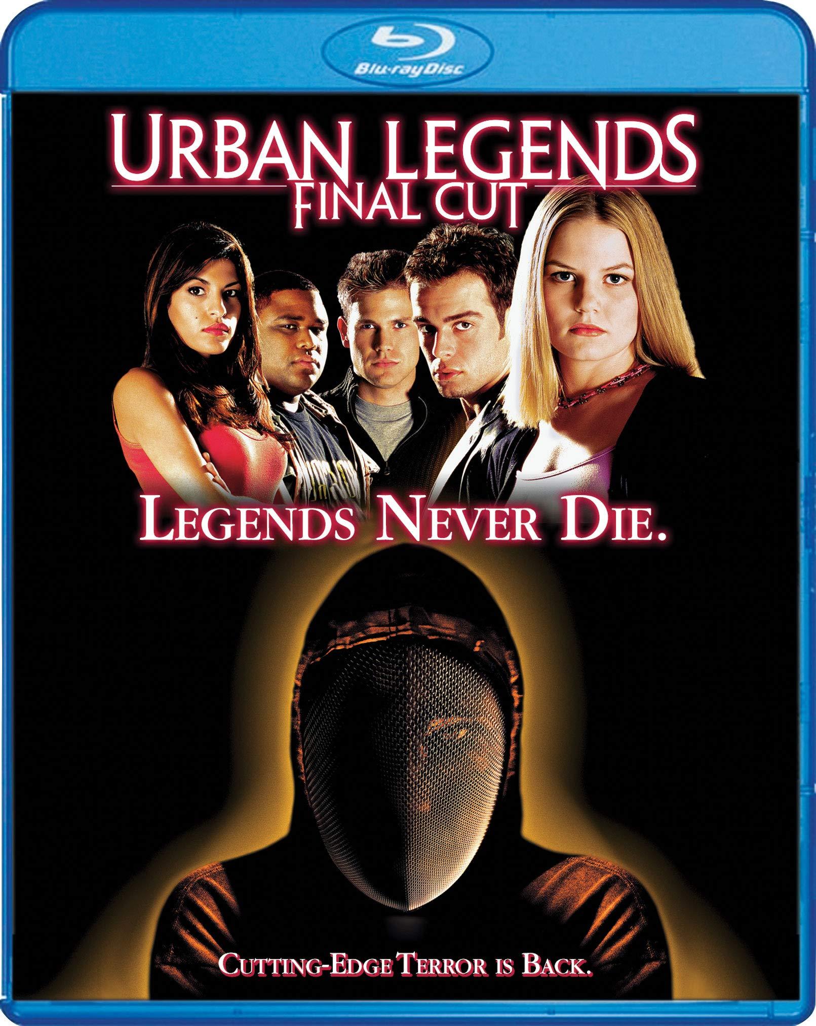 Blu-ray : Urban Legends: Final Cut (Widescreen)