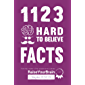 1123 Hard To Believe Facts: From the Creator of the Popular Trivia Website RaiseYourBrain.com (Paramount Trivia and Quizzes Book 1) (English Edition)