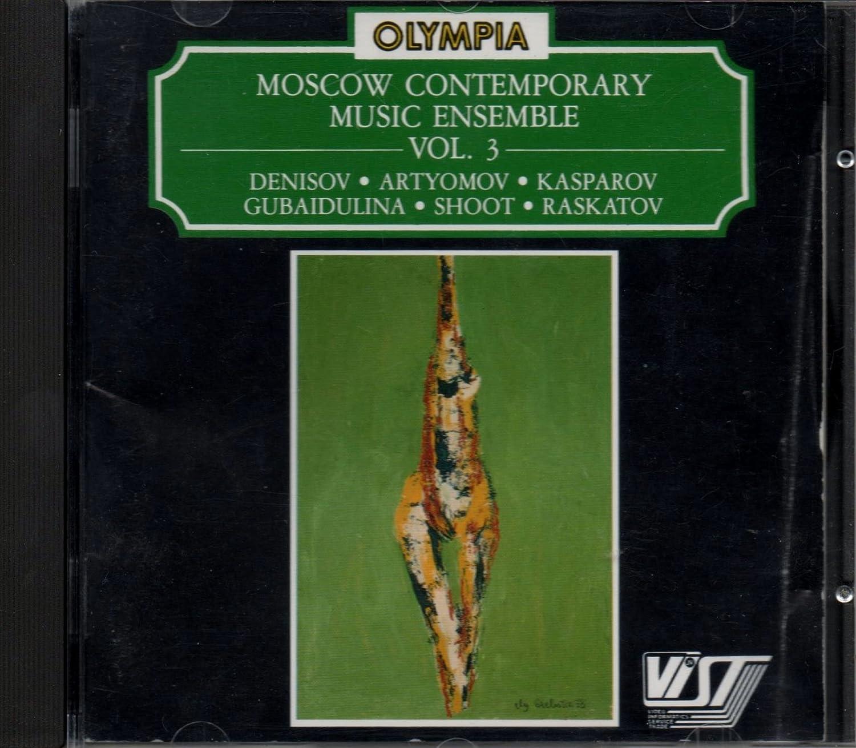 Moscow Contemporary Music Ensemble Vol.3                                                                                                                                                                                                                                                    <span class=