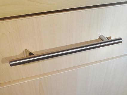 Juego de 20 tiradores de barra para armarios de cocina (192 mm ...