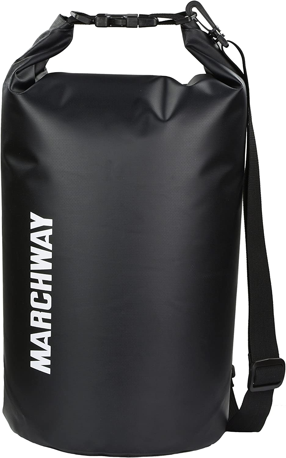 Amazon Com Marchway Floating Waterproof Dry Bag 5l 10l 20l 30l 40l Roll Top Sack Keeps Gear Dry For Kayaking Rafting Boating Swimming Camping Hiking Beach Fishing Clothing