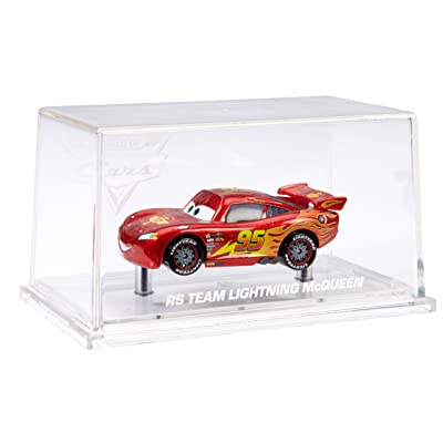 Disney/Pixar Cars RS Team Lightning McQueen Collectible Diecast: Toys & Games