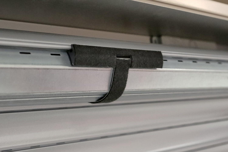 Set de 1 seguridad y protecci/ón contra rayaduras Mini /& Maxi JAROLIFT Fleje de acero universal
