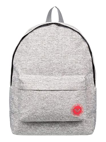 d5b232ecb15 Roxy Women's Sugar Baby Heather Solid Backpack, Grey (Heritage), 41  centimeters