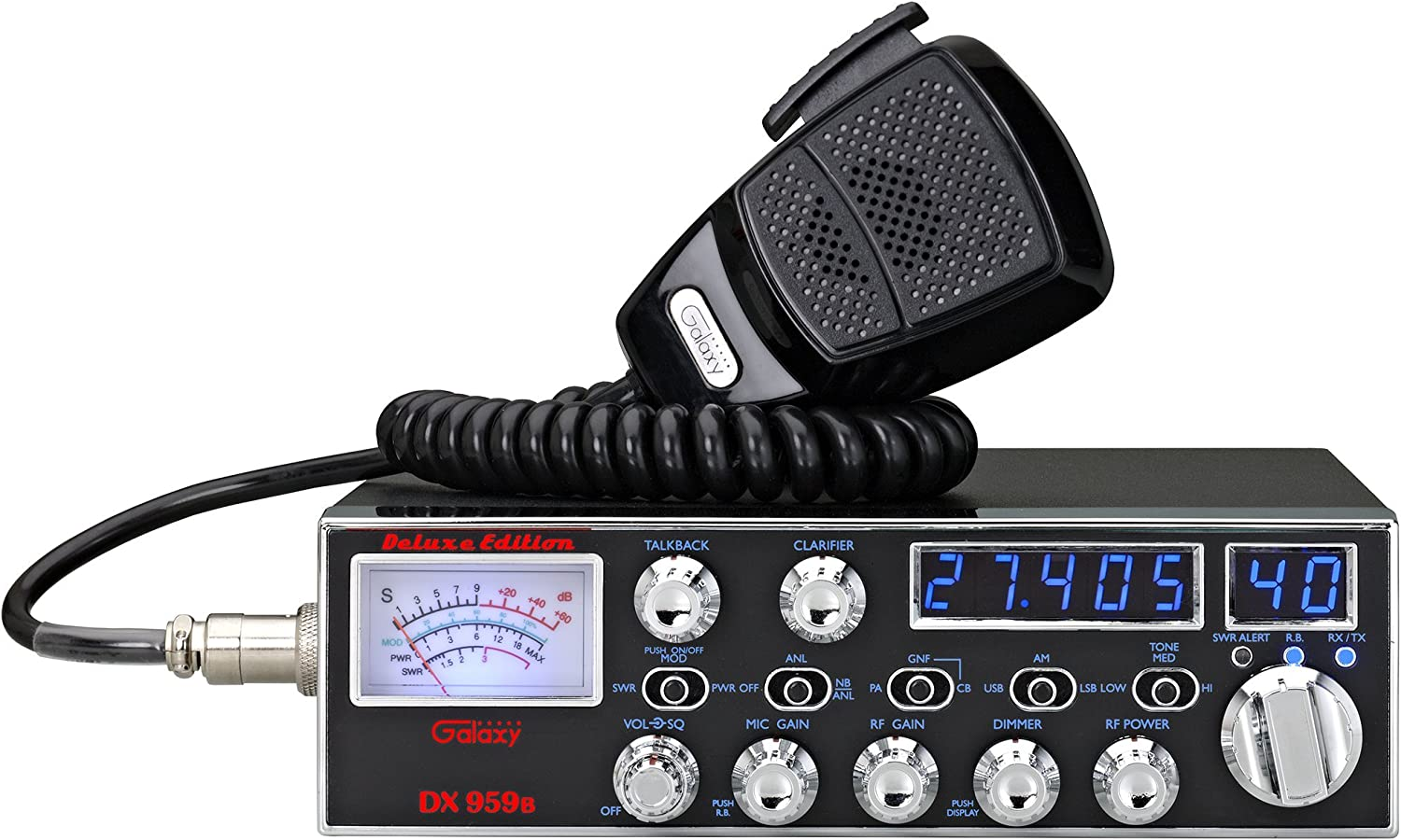 Galaxy 959B Mobile CB Radio